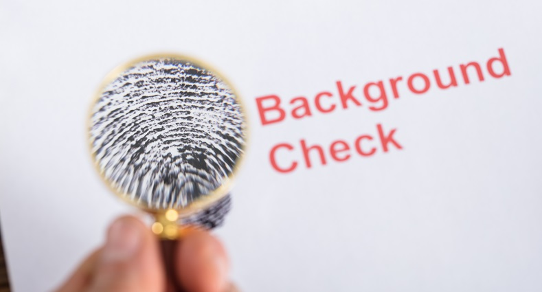 Personal Background Check 1