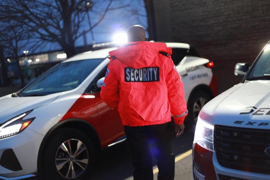 Security Patrol Guards 1